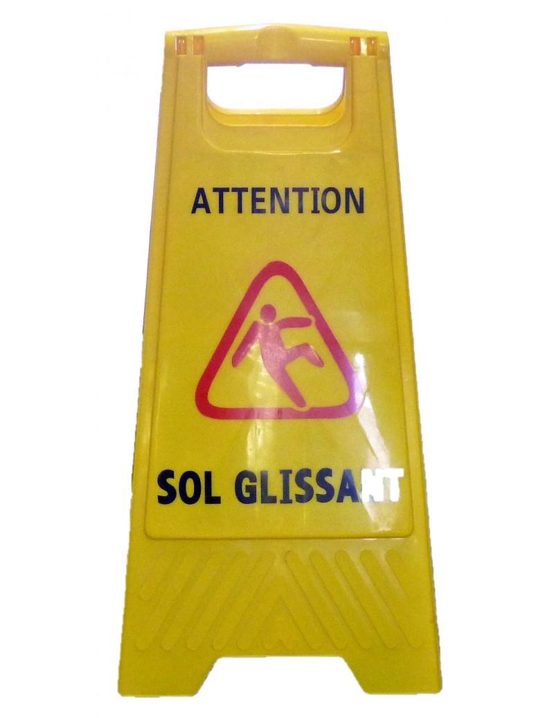PANNEAU SOL GLISSANT