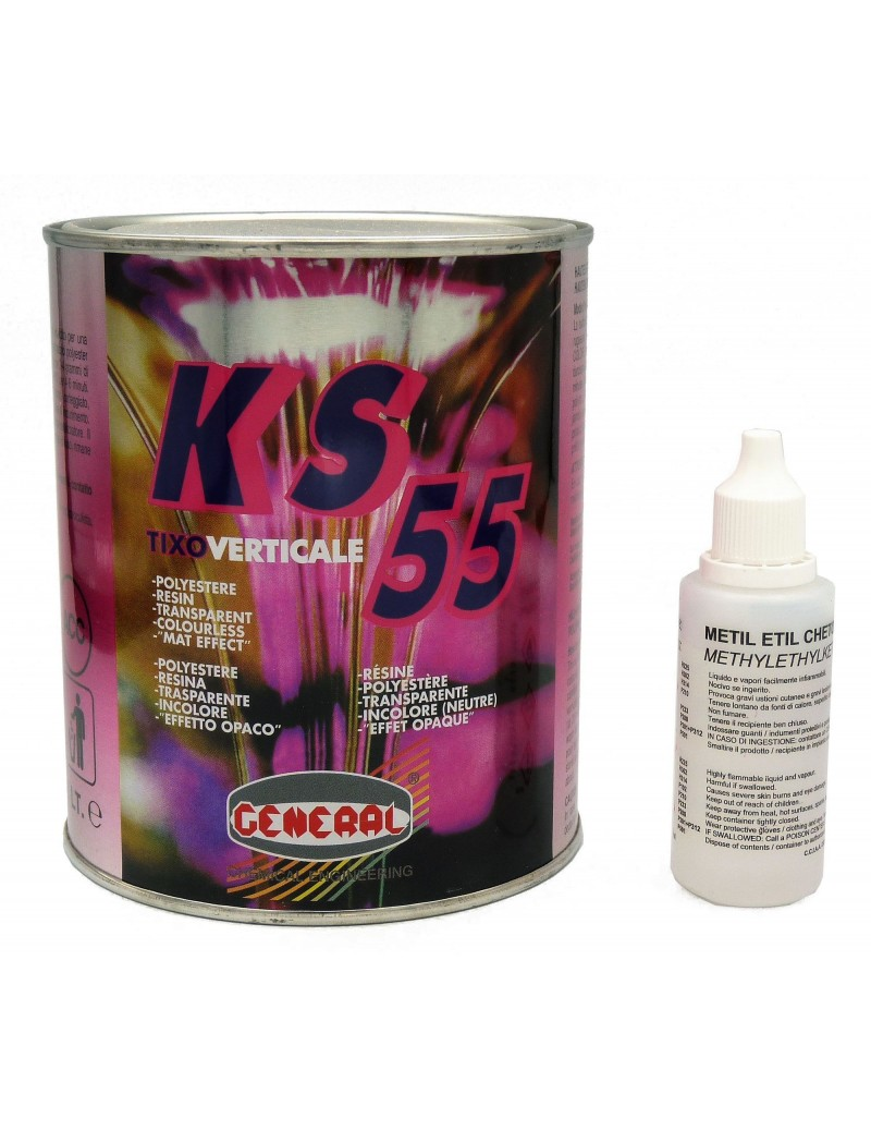 MASTIC KS 55 CRISTALLIN...