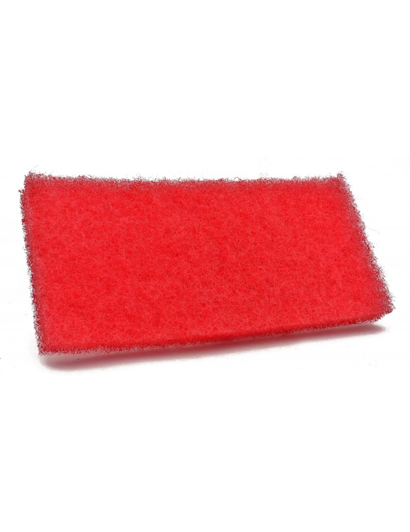 PAD RECTANGULAIRE ROUGE -...