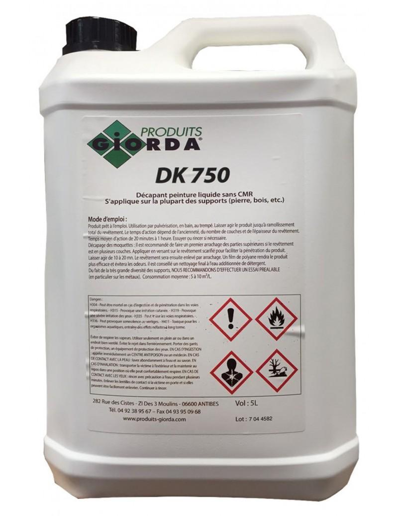 GIORDA DK 750 -  DECAPANT...