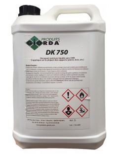 GIORDA DK 750 -  DECAPANT LIQUIDE POUR PEINTURE
