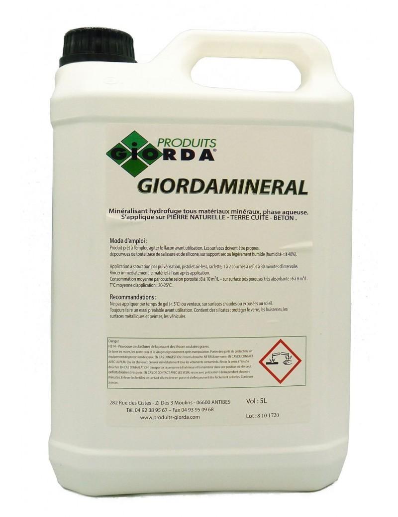 GIORDA MINERAL - SODIUM