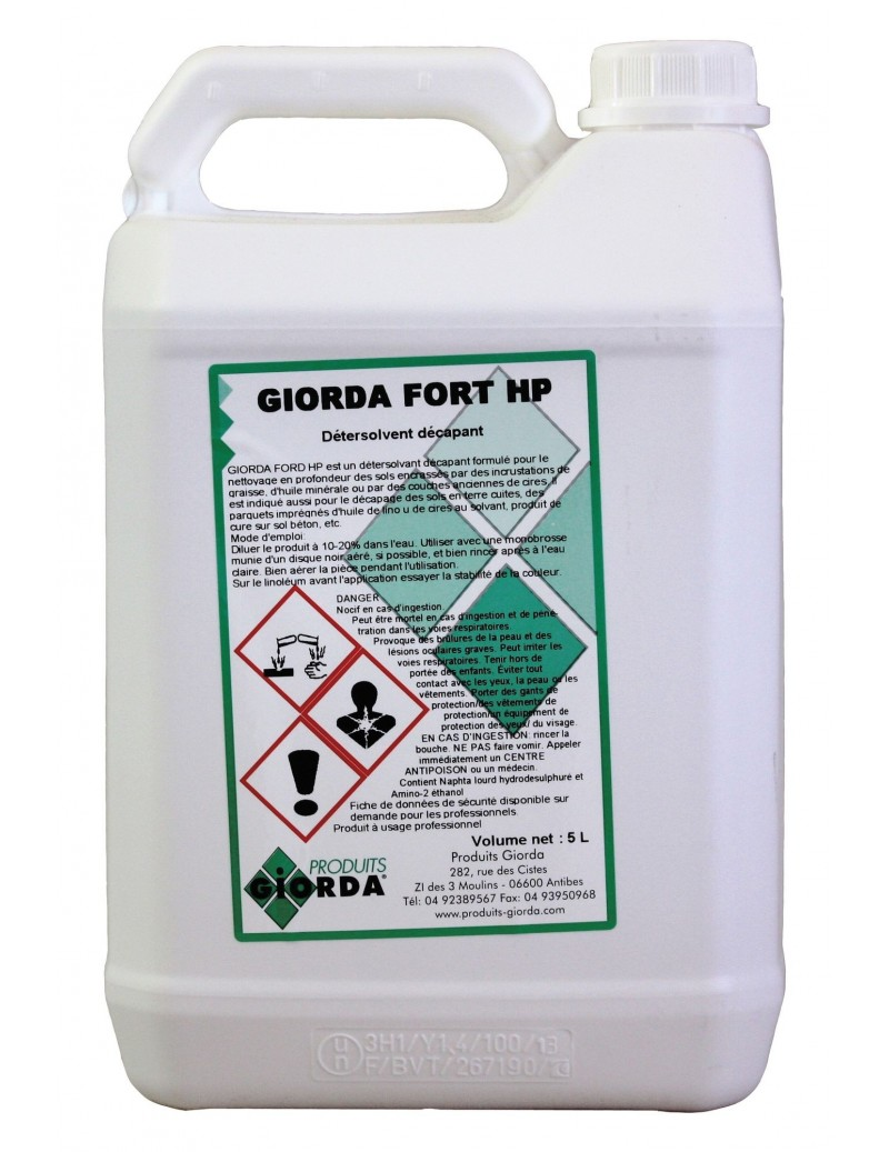 GIORDA FORT HP -...