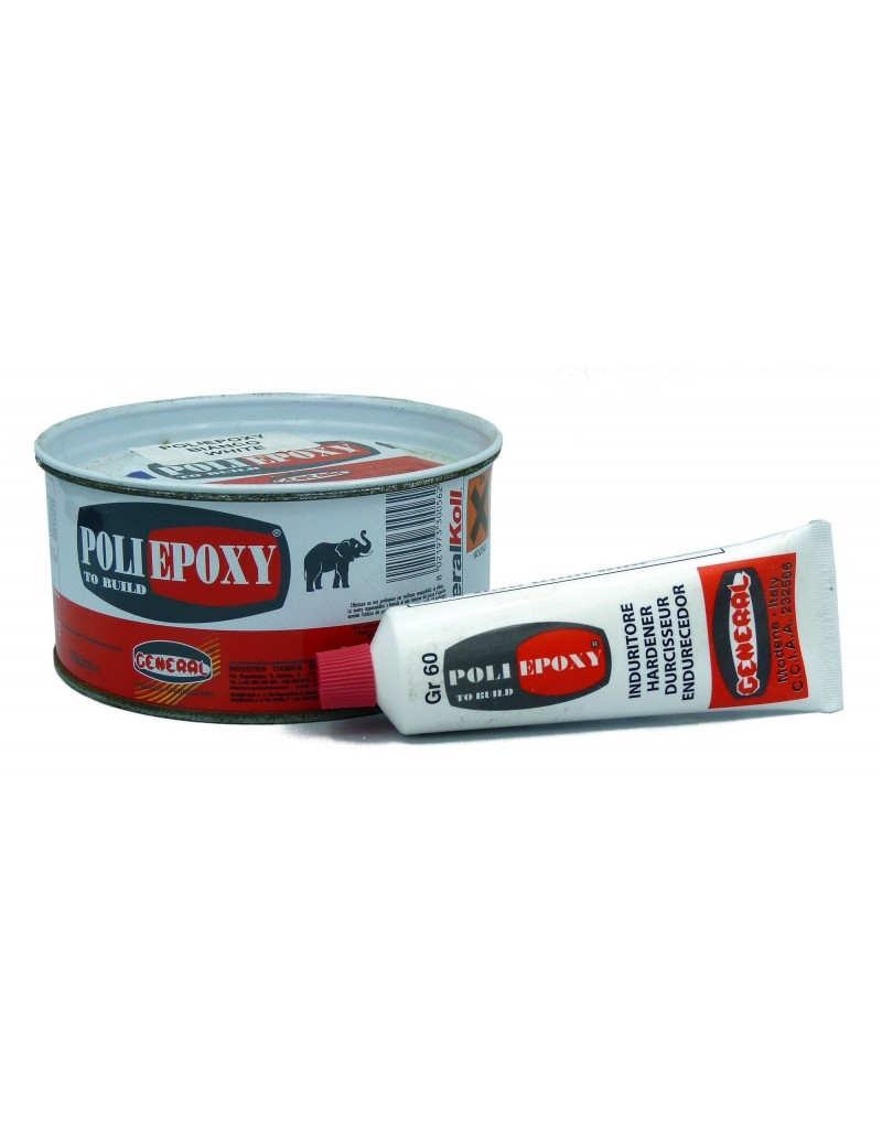 EPOXY POLIEPOXY 250 ML -...