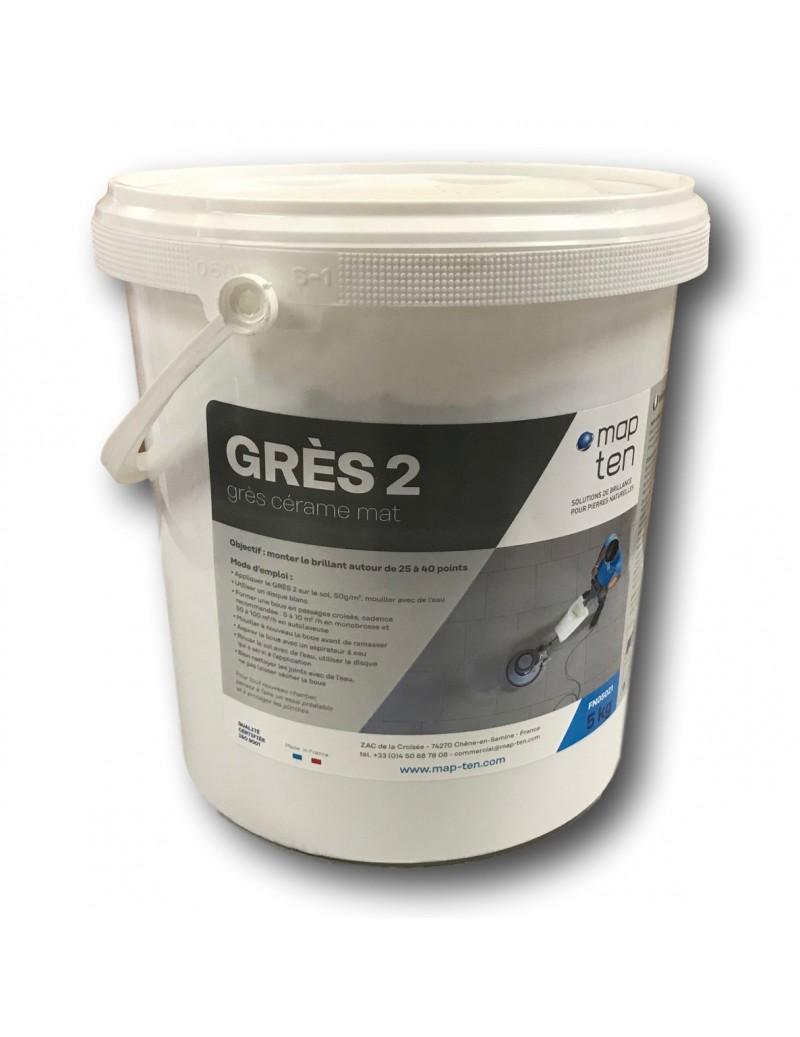 G4 N°2 - PREPARATION SATINE